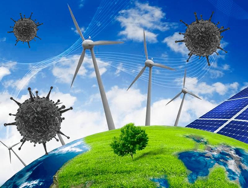 A energia renovável e a retomada econômica pós Covid-19